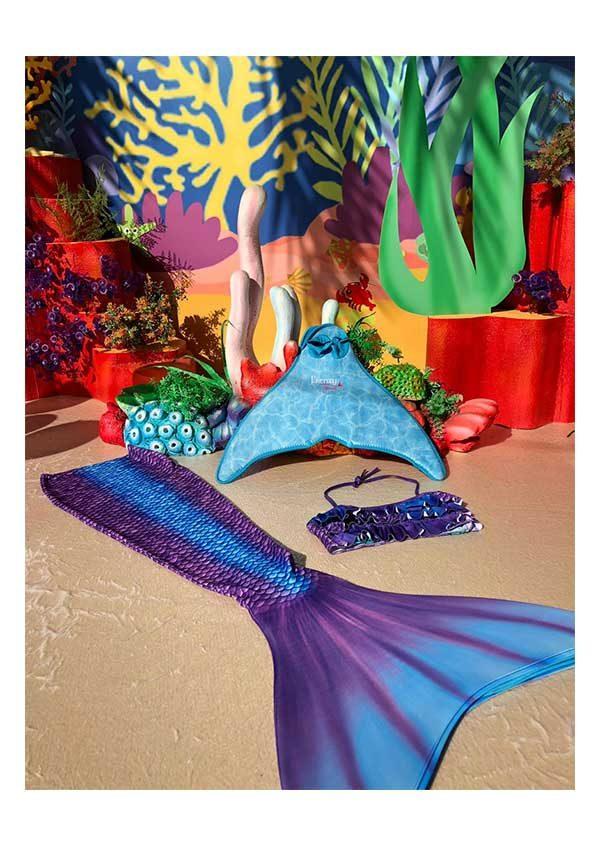 Mermaid tails monofins frenzy mermaids