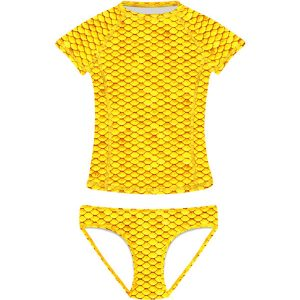 yellow-short-sleeves-tankini-frenzy-mermaids
