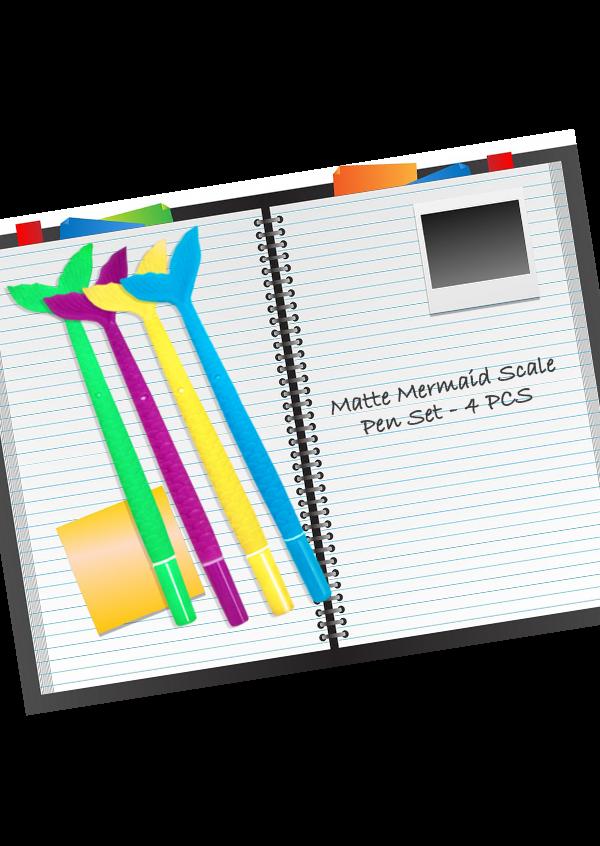 matte-mermaid-scale-pen-set-4-pcs