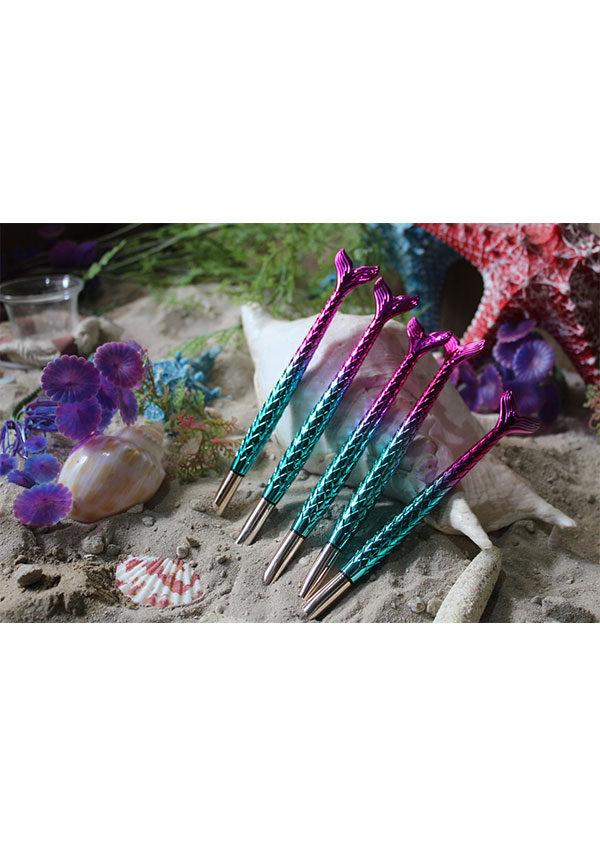 purple-teal-mermaid-scale-pen