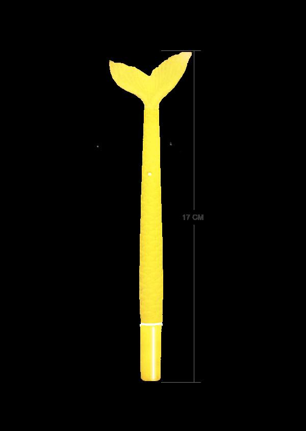 yellow-matte-mermaid-scale-pen